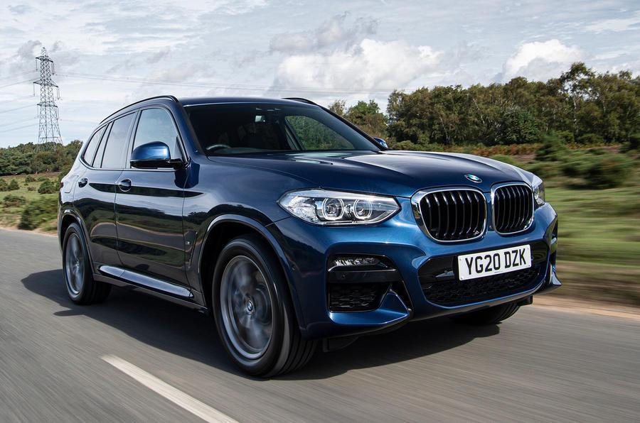 BMW X3 xDrive30e 2020 : premier bilan de la conduite au Royaume-Uni - le héros