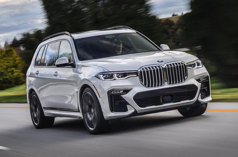 BMW X7 M50i 2020 review | Autocar