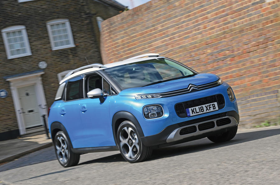 citroen c3 aircross flair puretech 130 long term review six months with a funky french. Black Bedroom Furniture Sets. Home Design Ideas