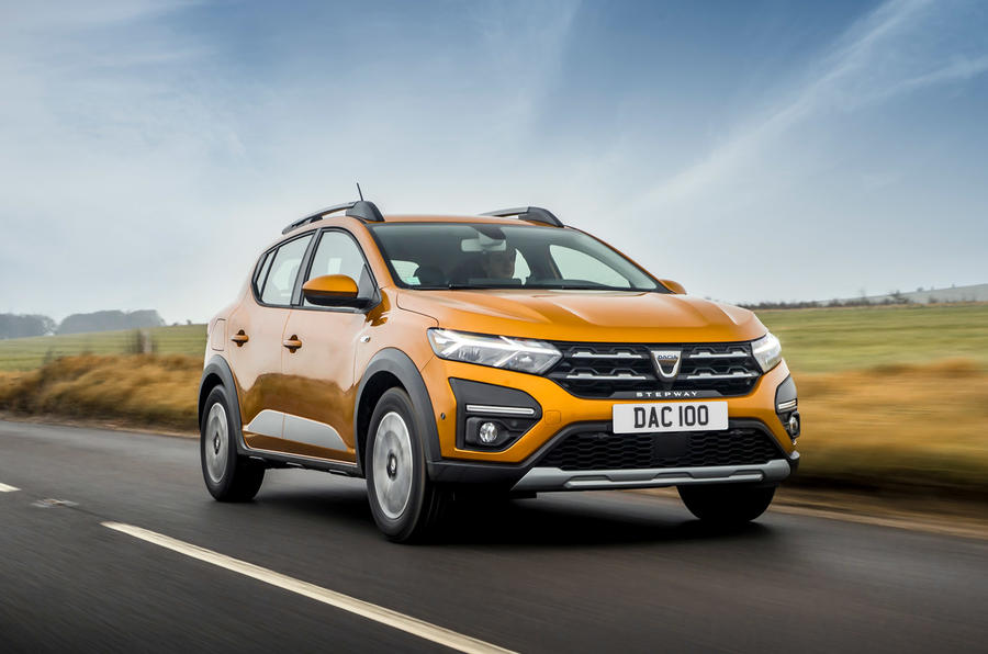 1 Dacia Sandero Stepway 2021 : le premier bilan de conduite au Royaume-Uni