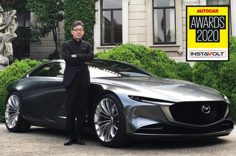 Autocar Awards 2020 Design hero award Ikuo Maeda