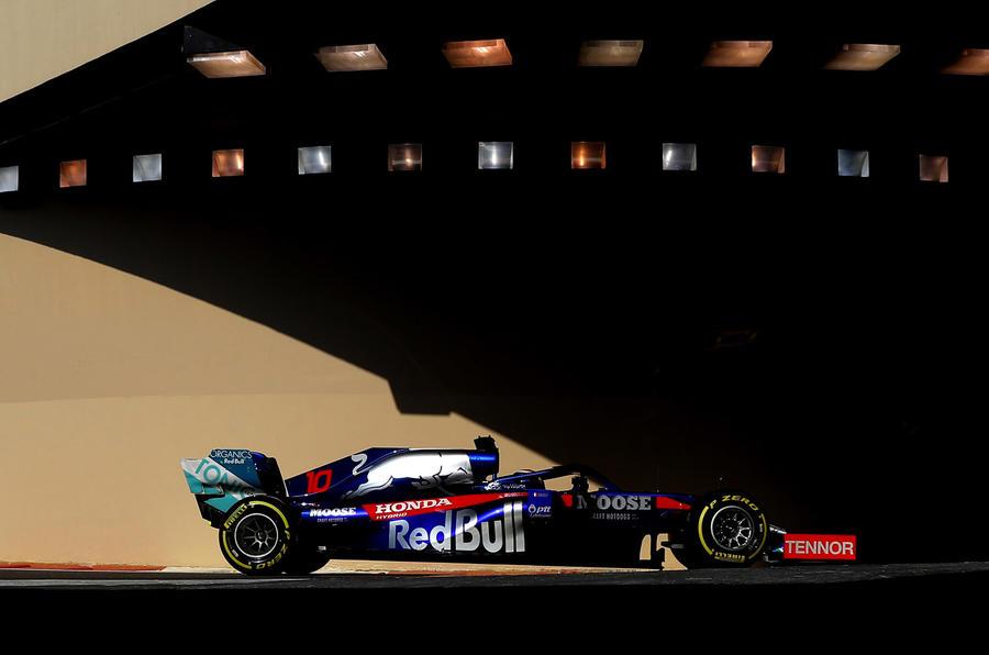 F1 Abu Dhabi