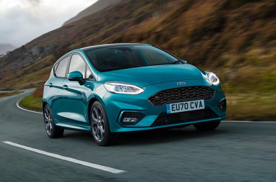 Ford Fiesta EcoBoost mHEV 2020 : premier bilan de la conduite au Royaume-Uni - le héros