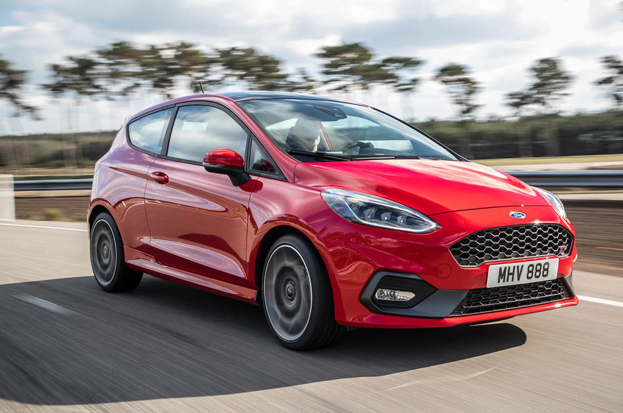 Ford Fiesta Hatchback >> Ford Fiesta ST 2018 review | Autocar