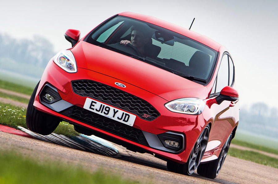Ford Fiesta ST 2019 - hero front