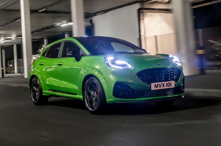 Ford Puma ST 2020 : premier bilan de la conduite au Royaume-Uni - un héros