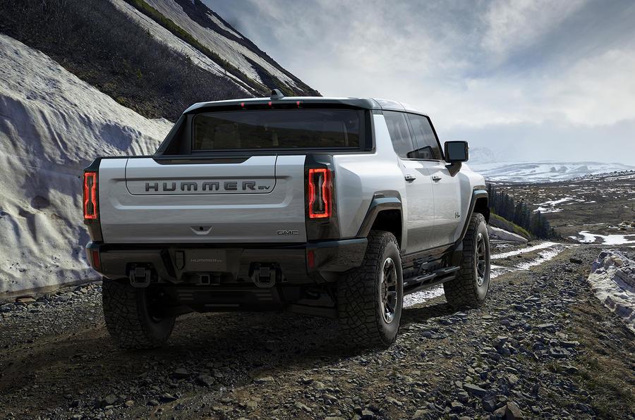 New GMC Hummer EV: 986bhp electric 'super-truck' revealed ...