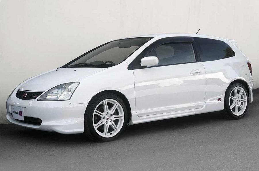 Honda Civic Type R EP3 - static side