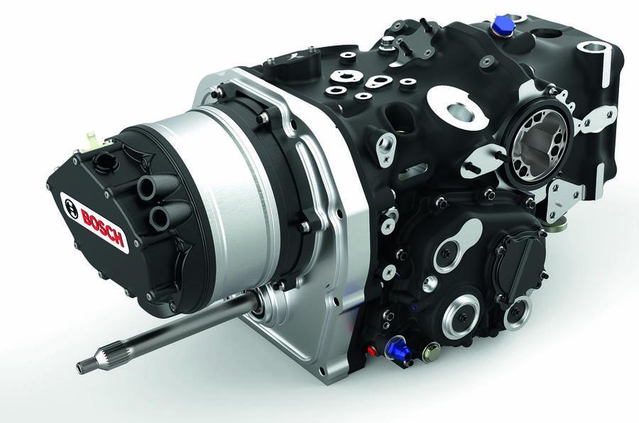 Hybrid transmission