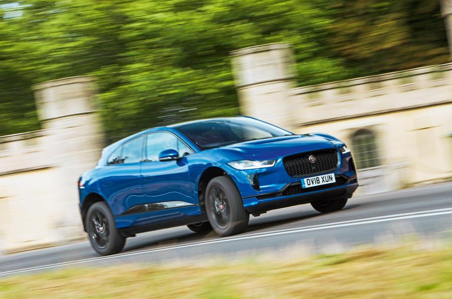 Jaguar I-Pace - hero front