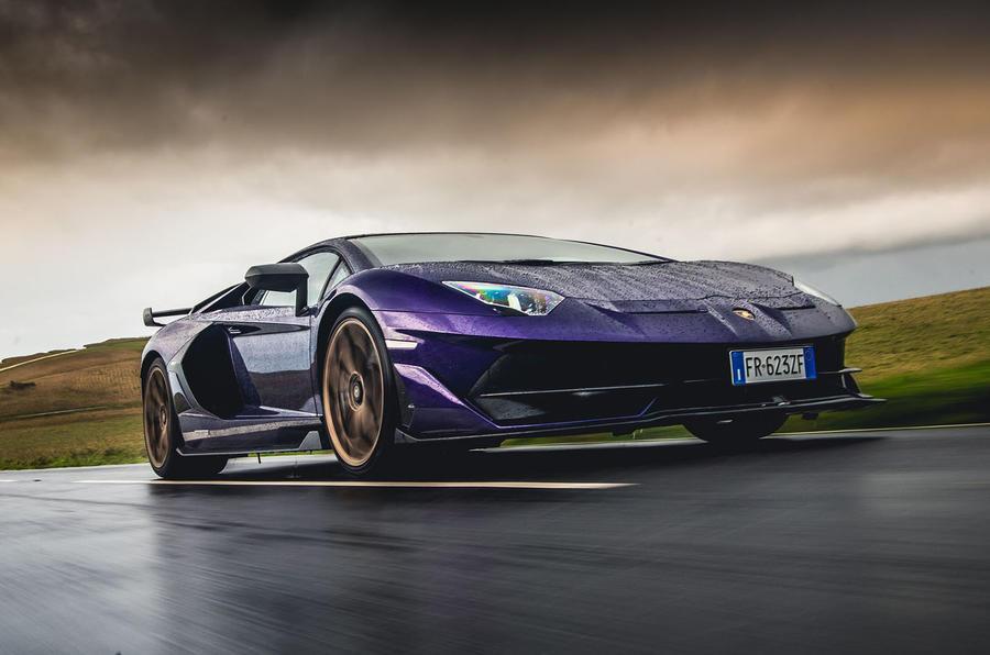 Lamborghini Aventador SVJ 2018 UK review
