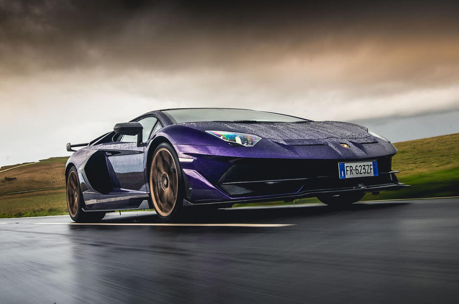Lamborghini Aventador Svj 2018 Uk Review Autocar