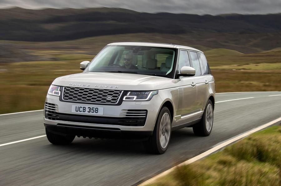 Land Rover Range Rover D300 2020 : premier bilan de conduite au Royaume-Uni - le héros