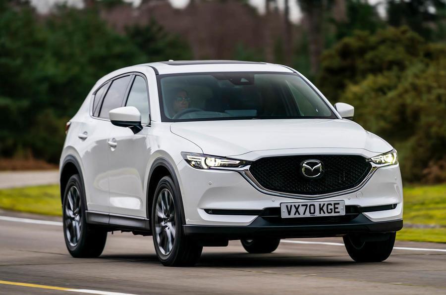 1 Mazda CX 5 2021 : le premier bilan de la conduite au Royaume-Uni