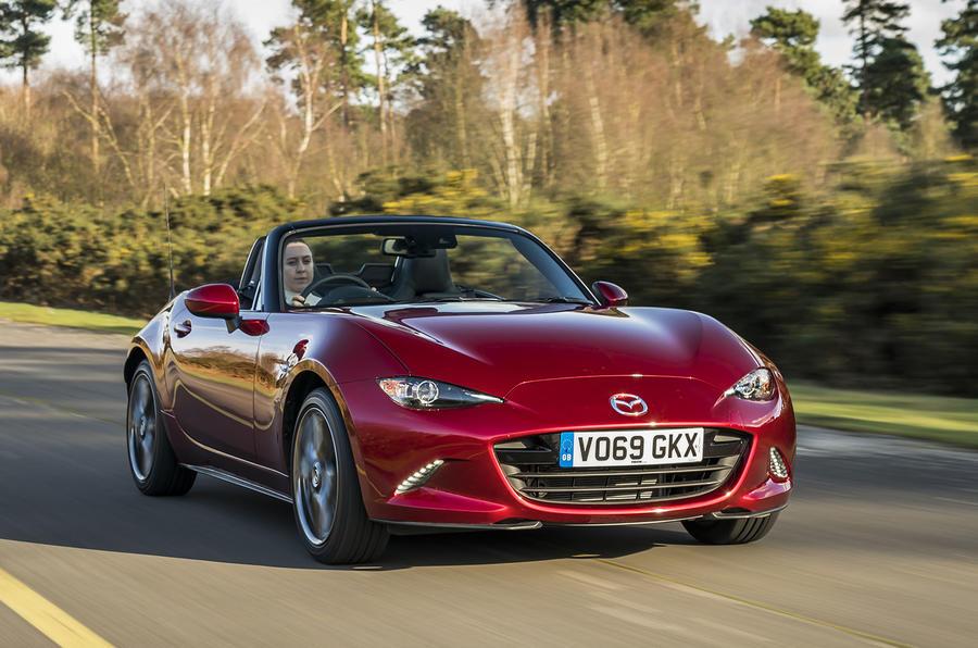 Mazda MX-5 2.0 Sport Tech 2020 : premier bilan de la conduite au Royaume-Uni - le héros
