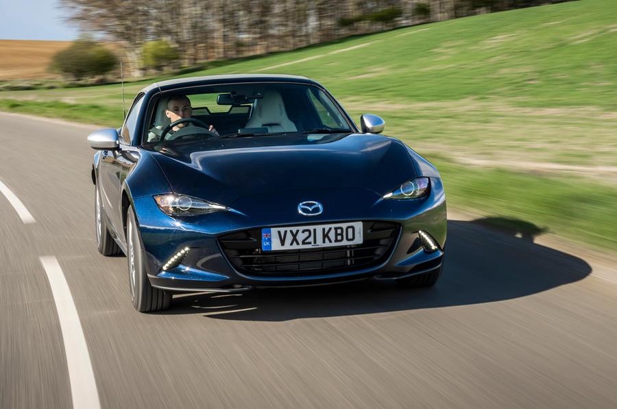 1 Mazda MX 5 Sport Venture 2021 UE FD hero avant