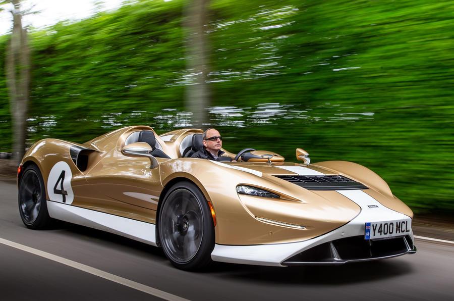 1 McLaren Elva 2021 UE FD Hero Front