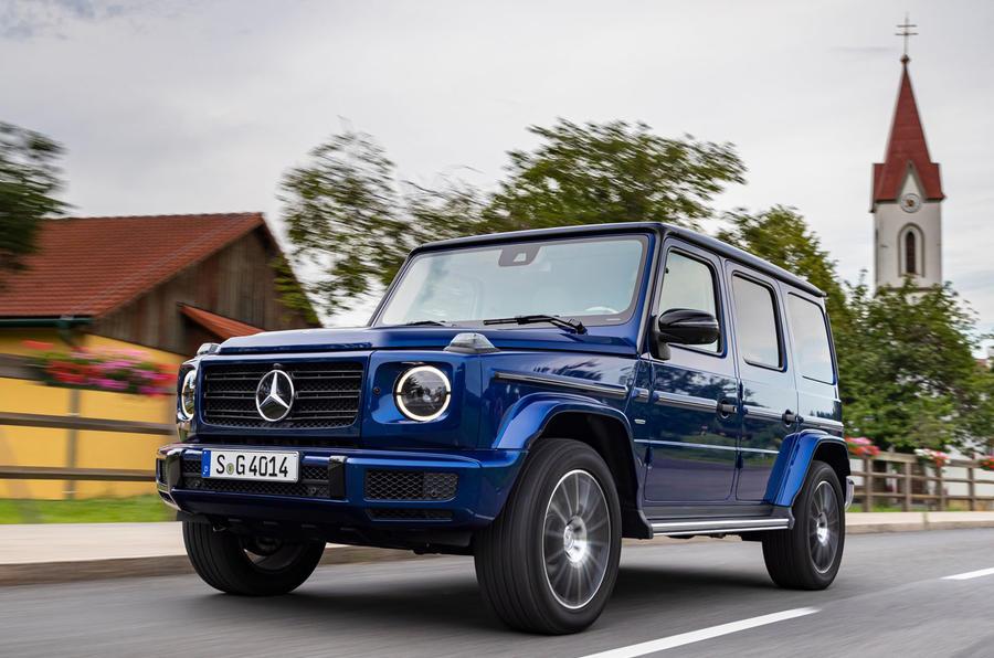 2020 Mercedes-Benz G-Class: Design, Specs, Price >> Mercedes Benz G Class G400d 4matic 2019 Review Review Autocar