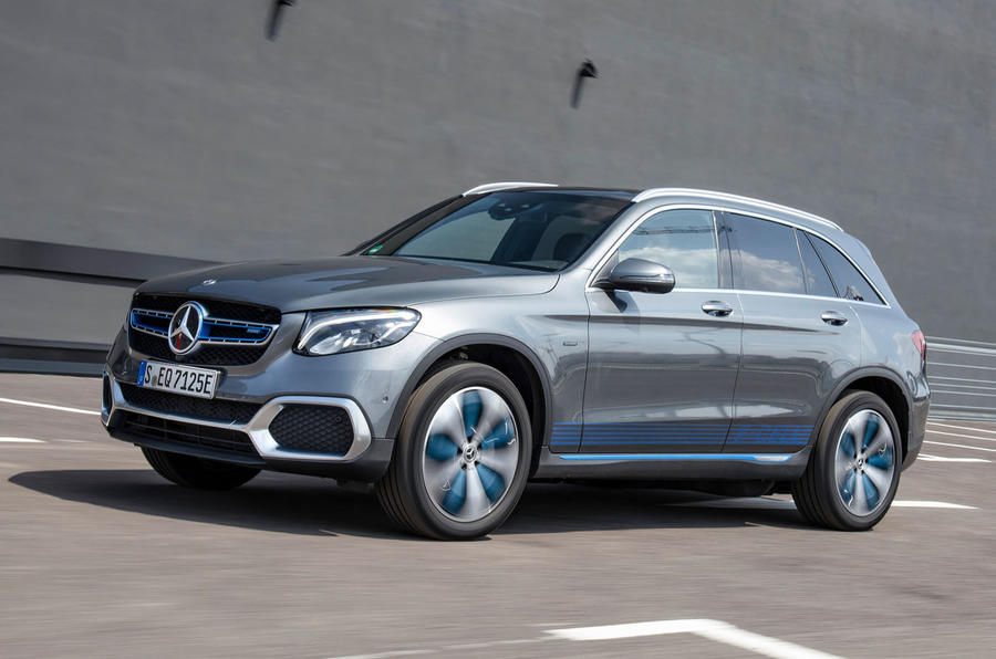 Mercedes-Benz GLC F-Cell 2019 first drive review - hero front