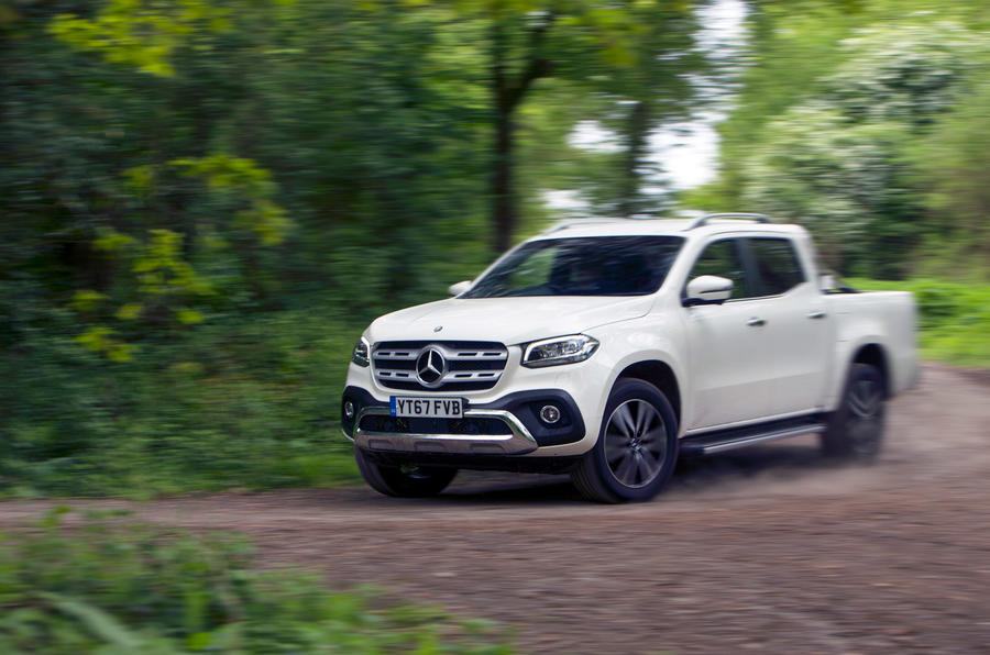 Mercedes-Benz X-Class longterm review hero front