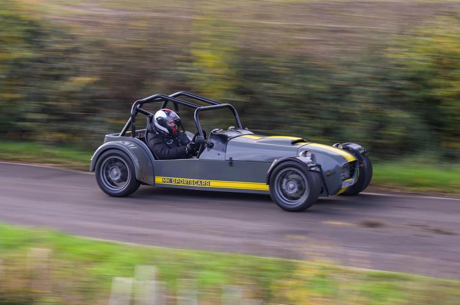 1 MK Indy Hayabusa 2021 : le premier héros de la revue de conduite au Royaume-Uni