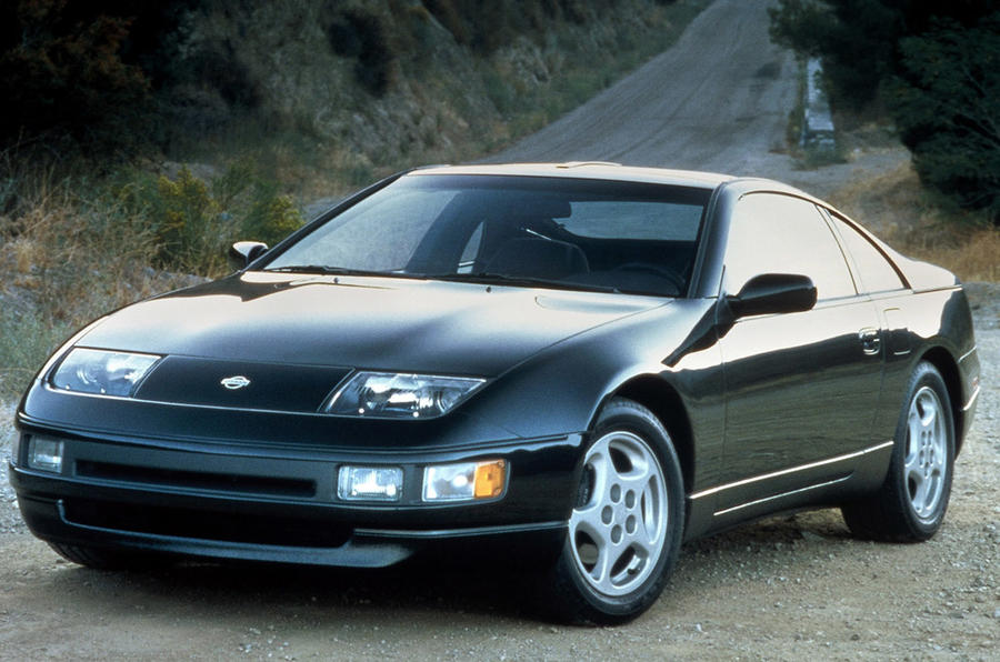 Nissan 300 ZX - static front