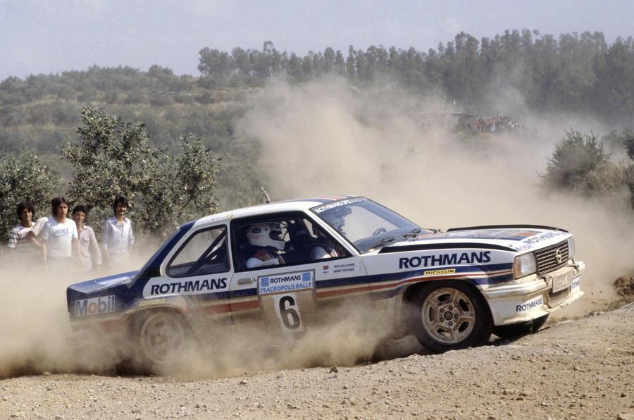 Opel 1982 - hero side