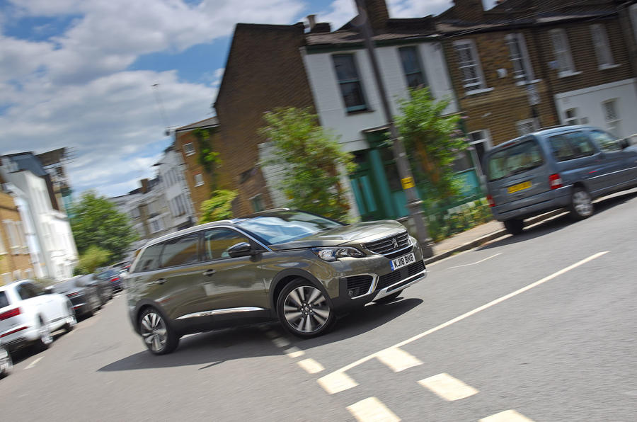 Peugeot 5008 2018 long-term review hero front