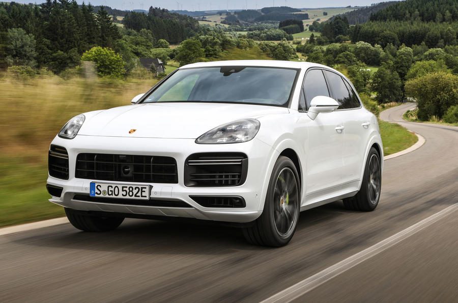 The fastest Porsche SUV ever is a plug-in hybrid