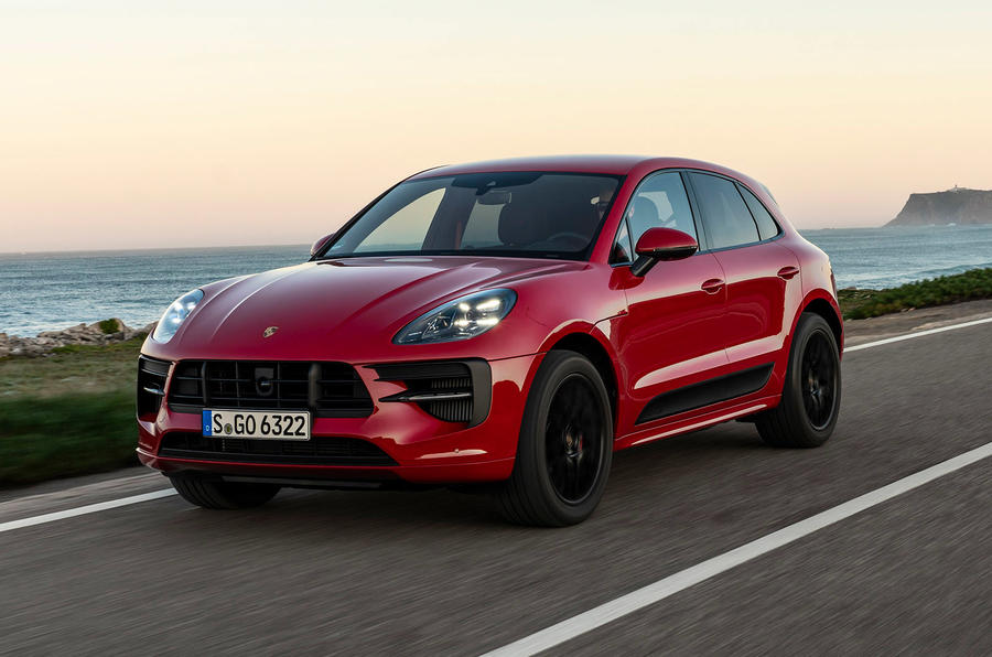 Porsche Macan GTS 2020 first drive review - hero front