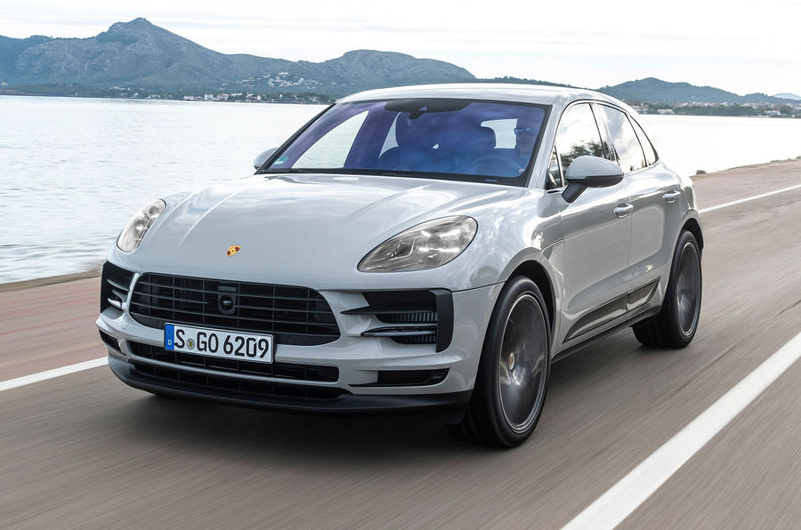 Porsche Macan S 2019 first drive review - hero front