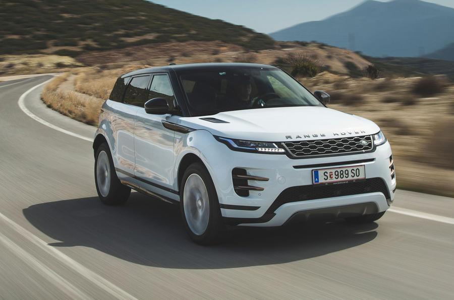 New Range Rover Evoque 2019 Review Autocar