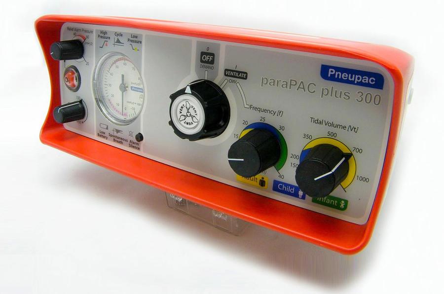 Smiths Medical ventilator