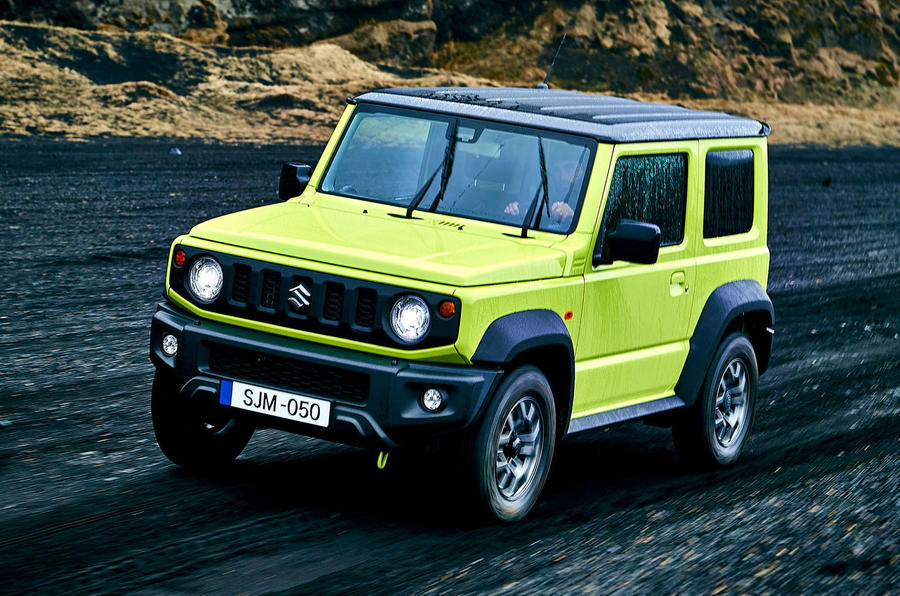 suzuki jimny 2018 review autocar. Black Bedroom Furniture Sets. Home Design Ideas