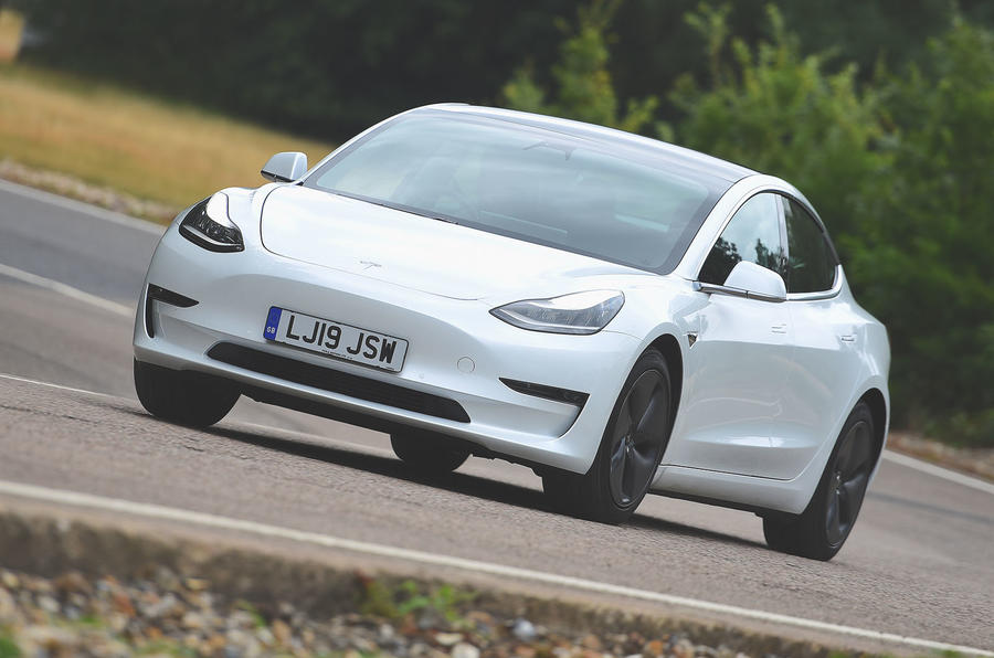 Tesla Model 3 Standard Range Plus 2019 UK review | Autocar