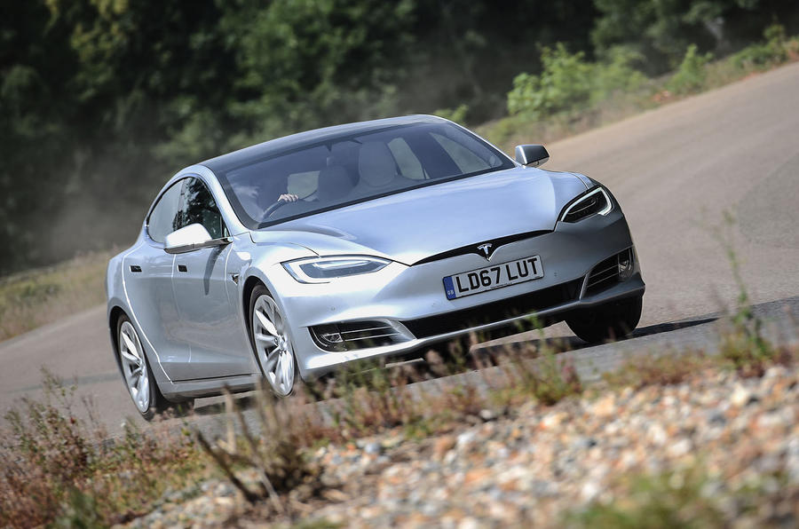 Tesla Model S 75d >> Tesla Model S 75d 2018 Uk Review Autocar