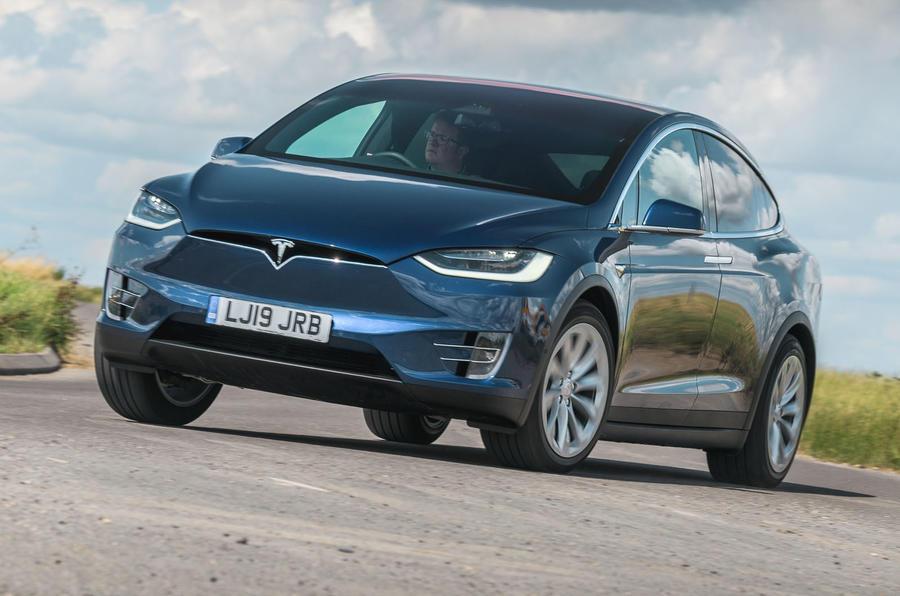 Tesla Model X Long Range 2019 UK review | Autocar