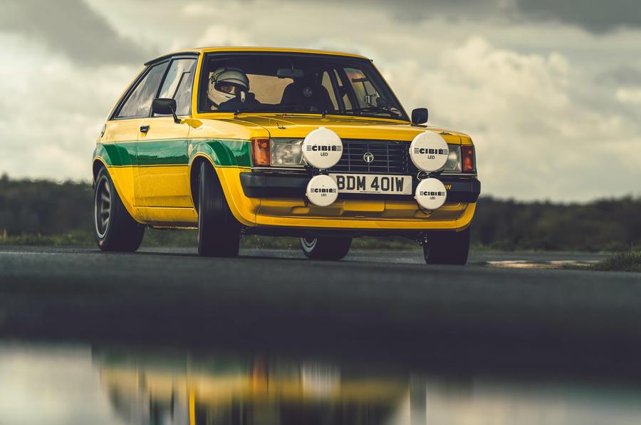 1 Tolman Talbot Sunbeam Lotus 2021 : première revue de conduite sur le front des héros