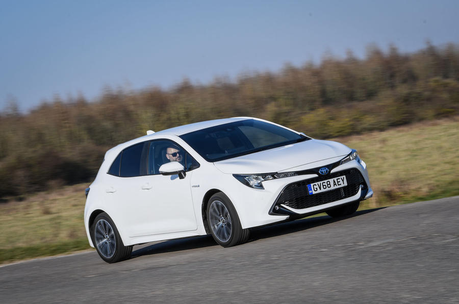 Toyota Corolla 1 8 Hybrid hatchback 2019 UK review | Autocar