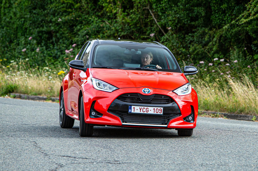 toyota yaris shines in revised ncap crash tests  autocar