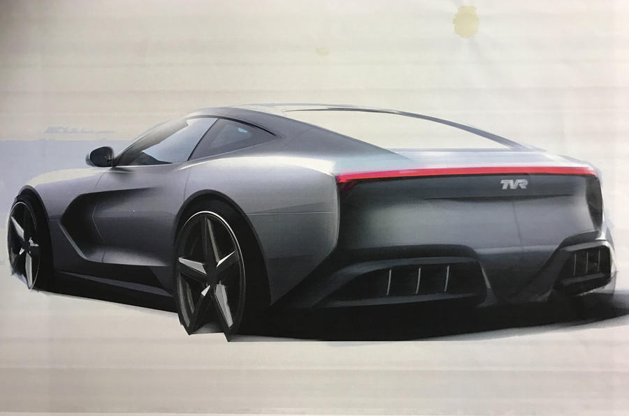 New Tvr V8 Sports Car To Use Manual Gearbox Autocar