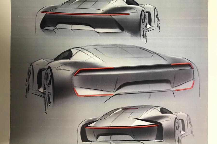 200mph TVR super coupé