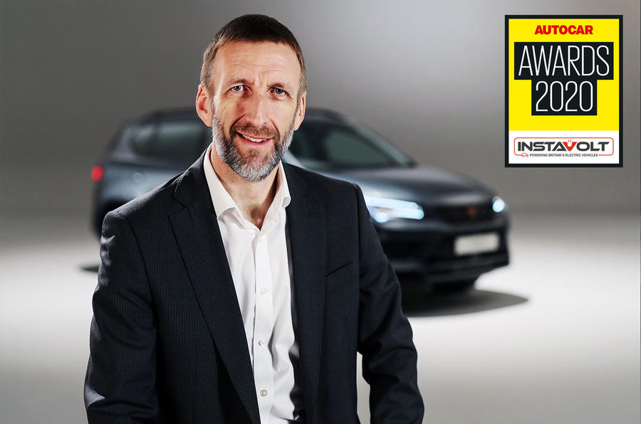 Autocar Awards 2020 Outstanding UK Leaders Richard Harrison