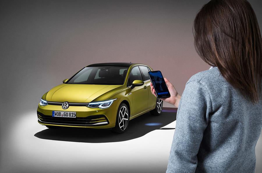 Volkswagen Golf 2020 - we connect