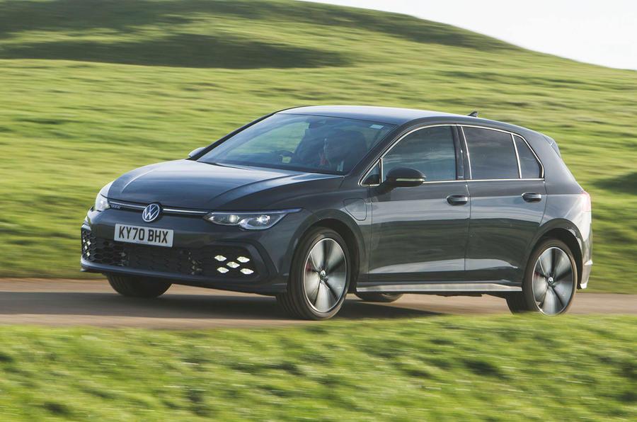 Volkswagen Golf GTE 2020 : premier bilan de conduite au Royaume-Uni - un héros