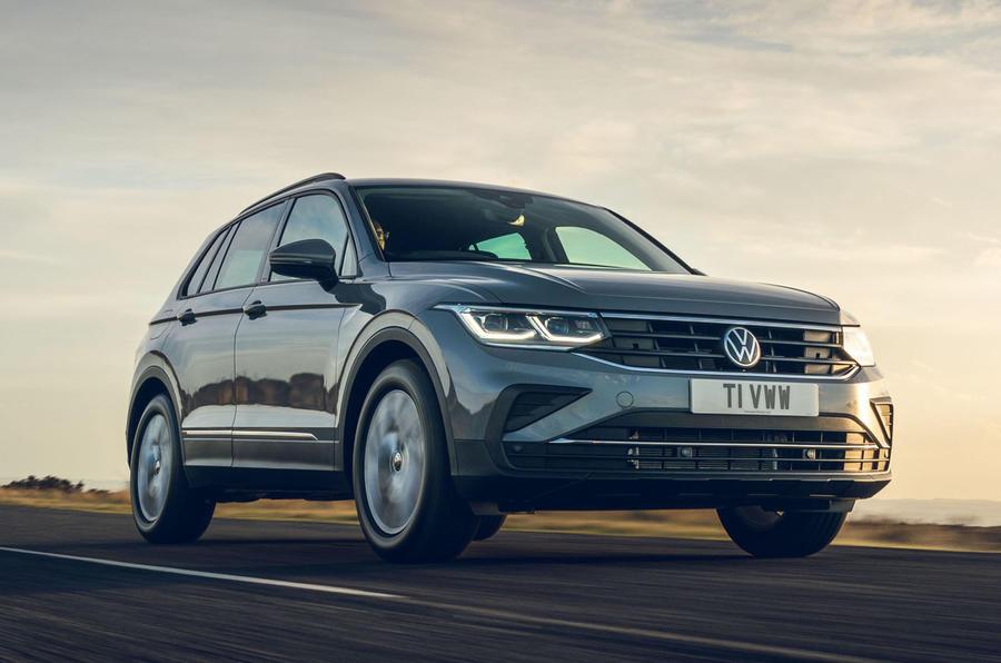 Volkswagen Tiguan Life 2020 : premier bilan de conduite au Royaume-Uni - le héros