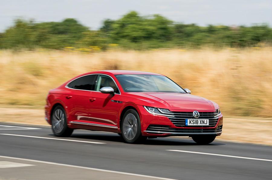 Volkswagen Arteon 2018 long-term review hero front
