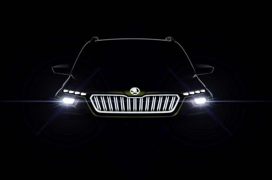 Skoda Vision X Can Be Powered By Petrol, CNG Or Electricity