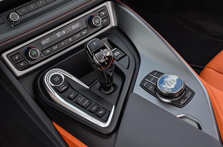 Bmw I8 Roadster 2018 Review Autocar