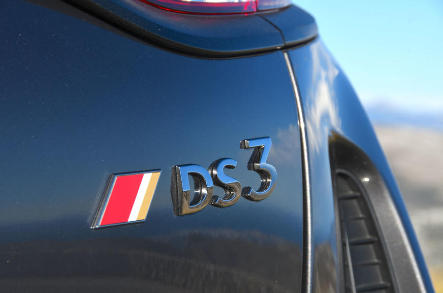DS 3 Crossback 2019 first drive review - DS 3 Badge